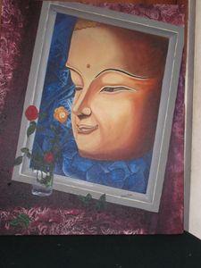 Budda face