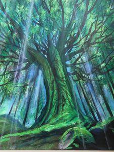 Tree of life - Margaret