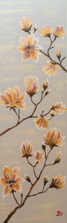 magnolia flower - Margaret