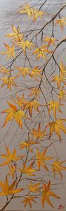 plane tree leaves