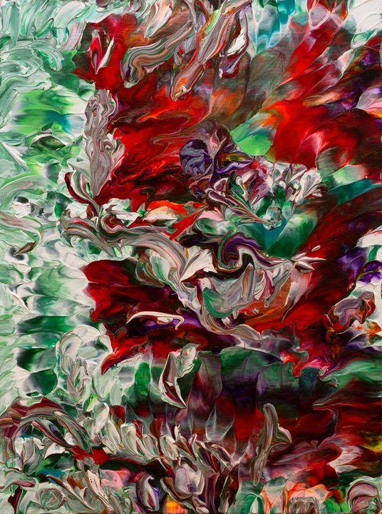 Abstract Art 2/3 - Margaret