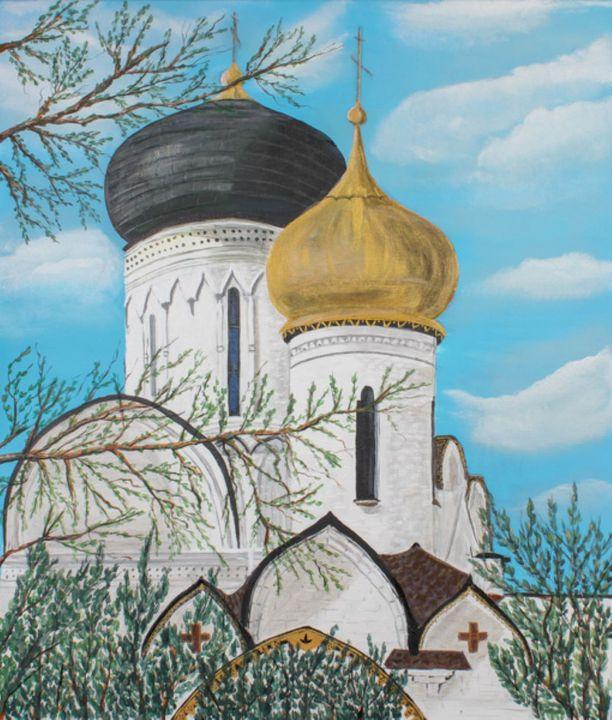 Russian Christian church - Margaret