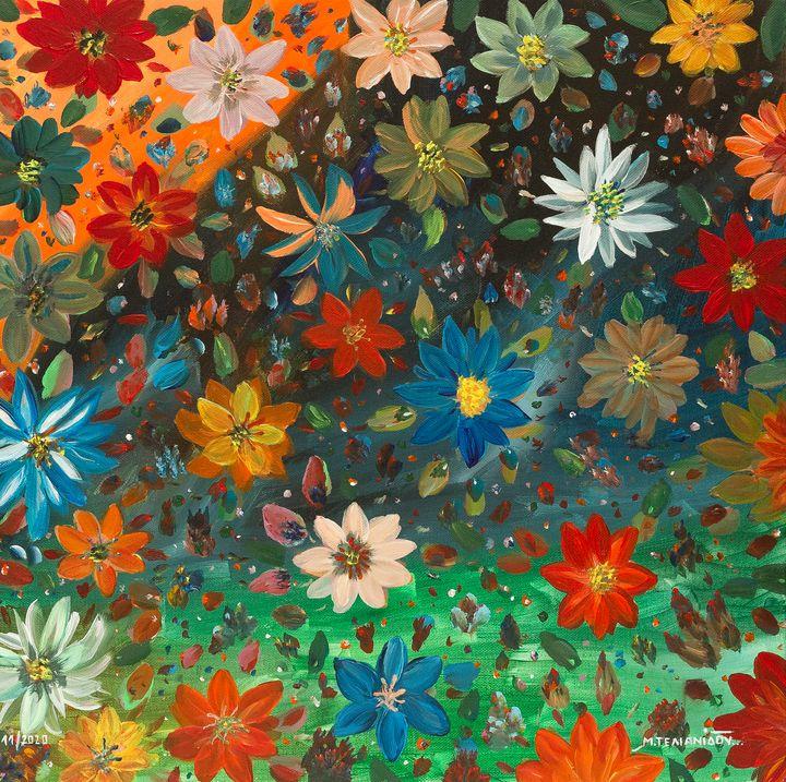 flowers dream - Margaret