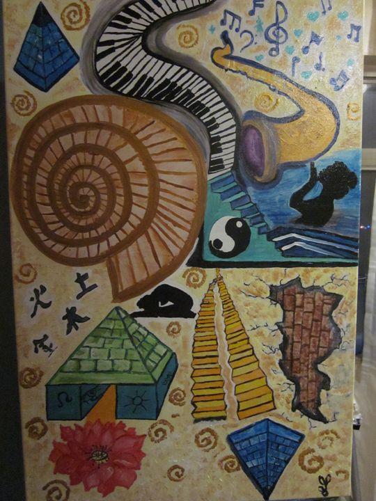 Pathways - Jackie Lozer
