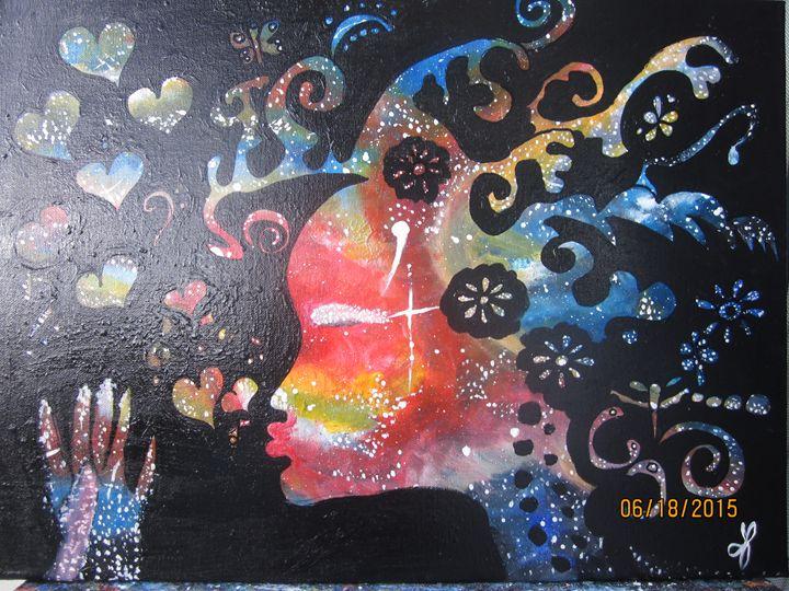 Galaxy Goddess 2 - Jackie Lozer