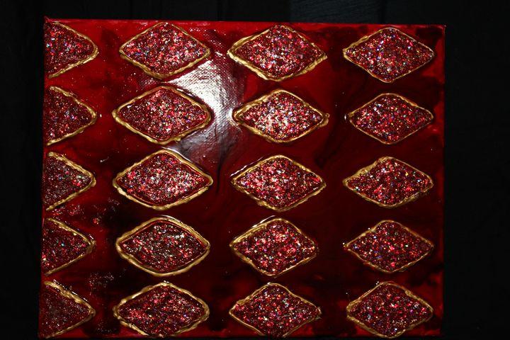 DIAMOND RUBIES - Jackie Lozer