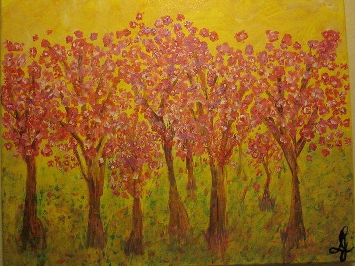 Blossoms - Jackie Lozer