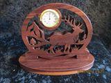 elk wilderness clock