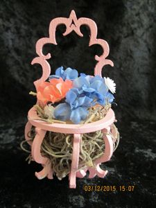 Miniature Basket - PXWoodNJoys