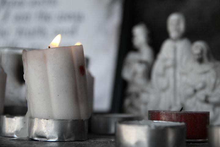Shrine of Mary - Snapshots of a Life