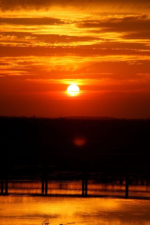 Orange Sun - Snapshots of a Life