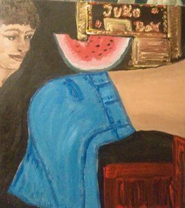 I Simply Like Watermelon