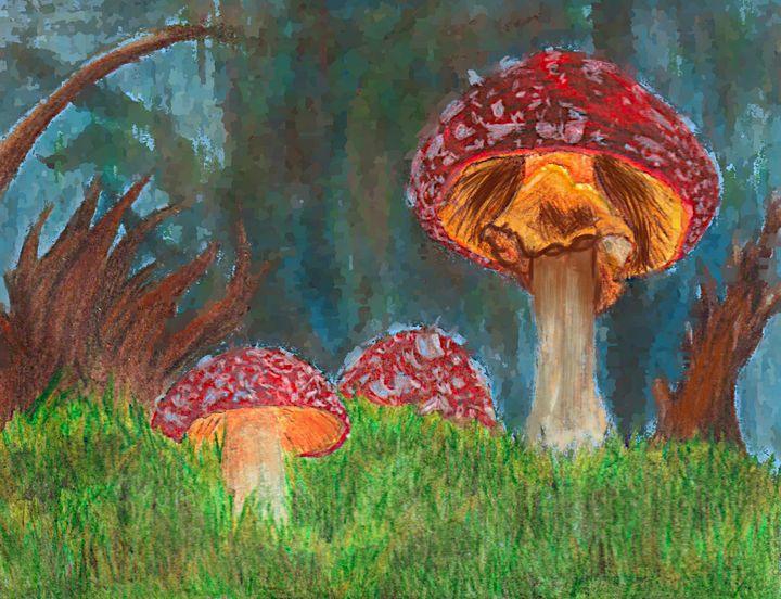 Forest Amanitas - Radical Marksist