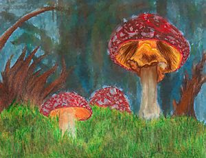 Forest Amanitas