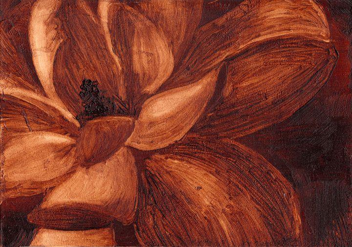 Magnolia - Beccas Art