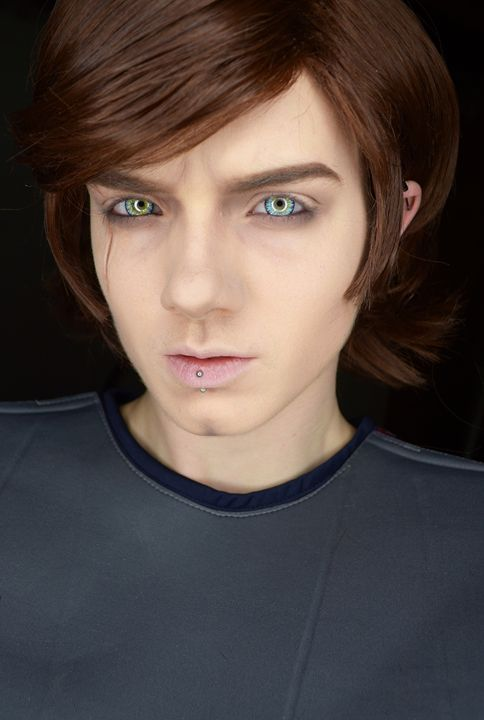 Anakin Skywalker: Clone Wars Cosplay - Ascher Lucas- Cosplay & Makeup Prints
