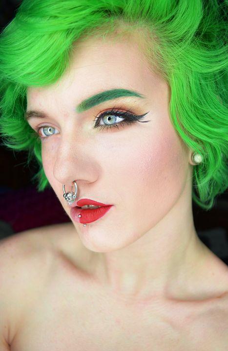Power Of Makeup 2 Ascher Lucas Cosplay Makeup Prints