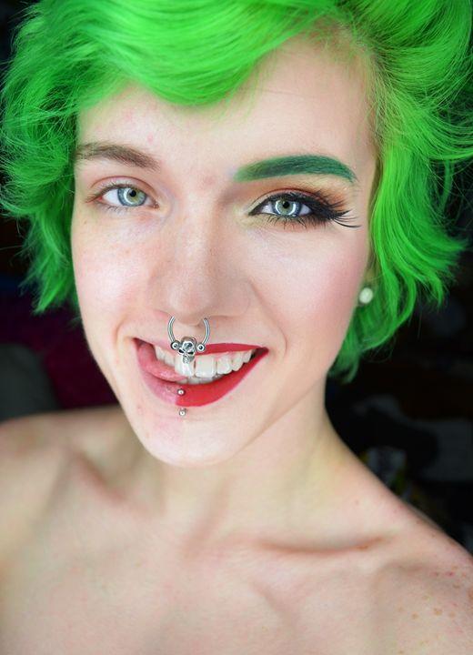 Power of Makeup - Ascher Lucas- Cosplay & Makeup Prints