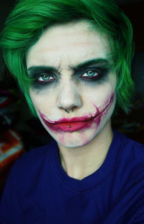 Joker Cosplay - Ascher Lucas- Cosplay & Makeup Prints