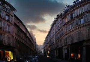 Rue Saint-Guillaume, Paris