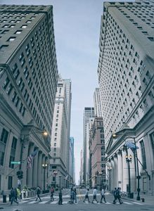 South LaSalle Street, Chicago