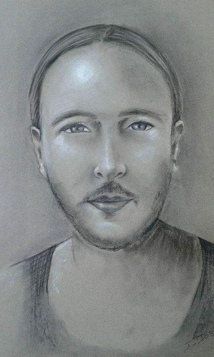 Autoportrait - Julien Jobert