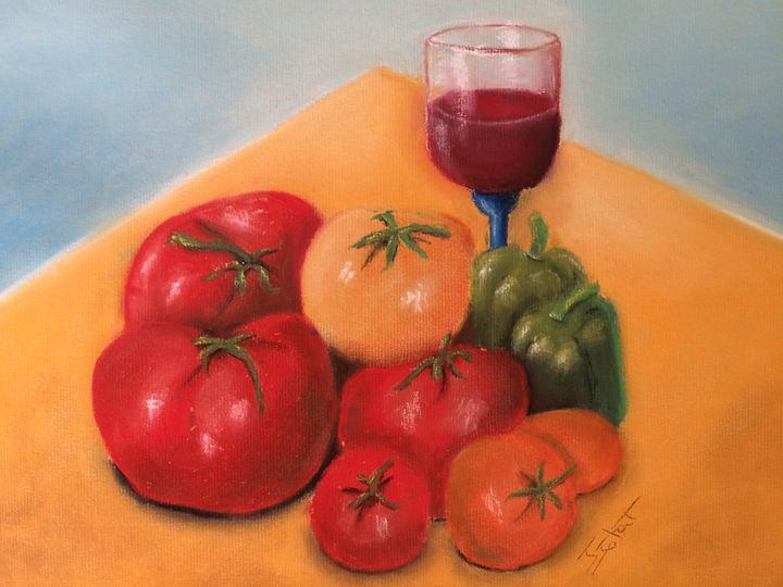 Légumes de saison - Julien Jobert