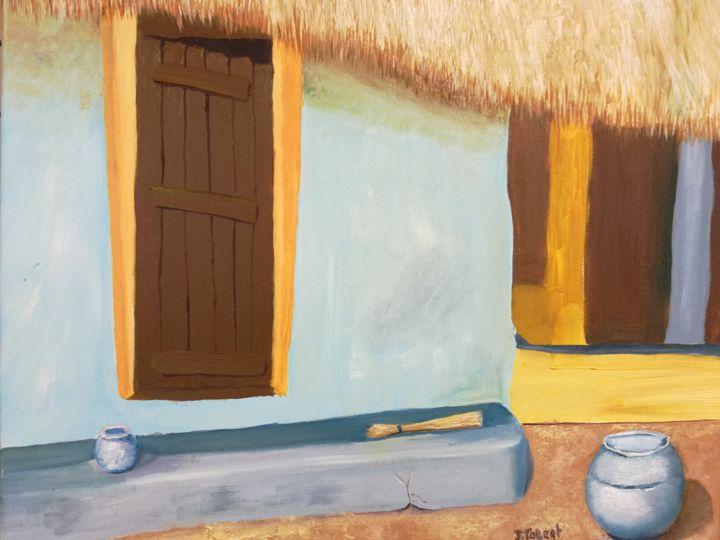 Maison indienne - Julien Jobert
