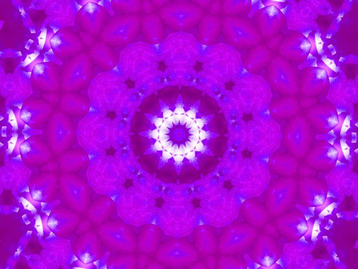 Purple Formation - Museum of A Lot of Art MOLOA