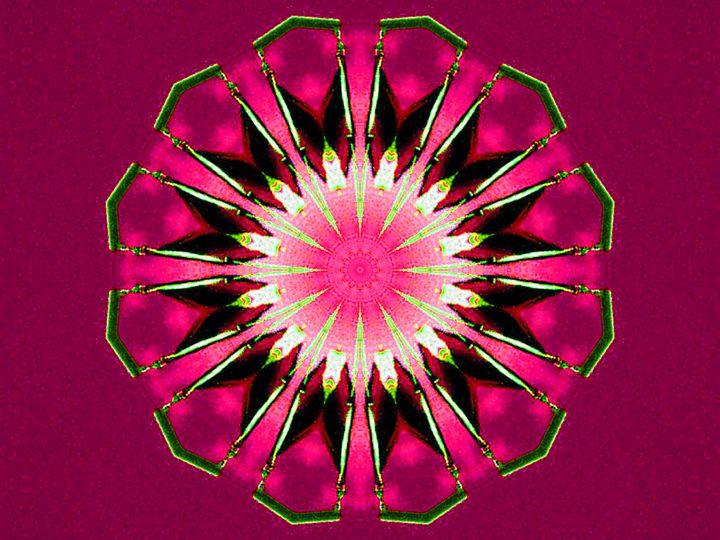 Pink Diamond - Museum of A Lot of Art MOLOA