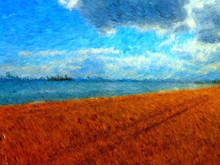 Orange Beach - Museum of A Lot of Art MOLOA