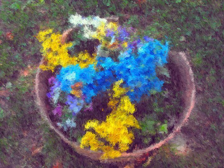 Flower Pot 3 - Museum of A Lot of Art MOLOA