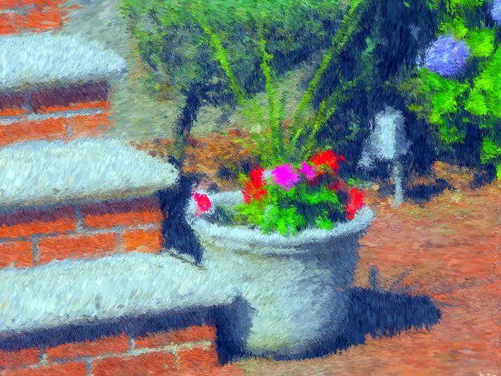 Flower Pot - Museum of A Lot of Art MOLOA