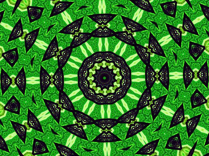 Green Congruity - Museum of A Lot of Art MOLOA