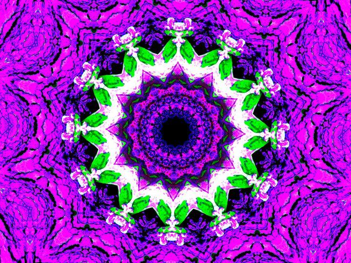 Purple Panino Morbido - Museum of A Lot of Art MOLOA