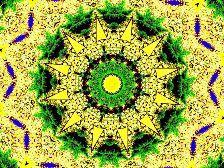 Yellow Smeraldo - Museum of A Lot of Art MOLOA