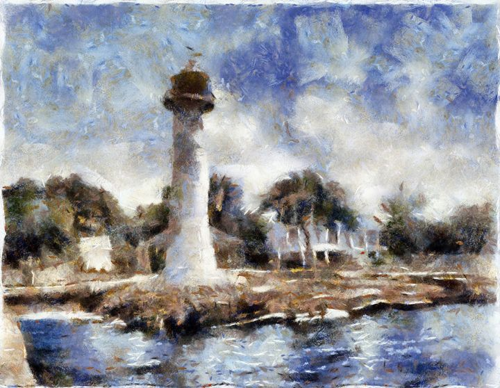 Agreeable Lighthouse - Museum of A Lot of Art MOLOA