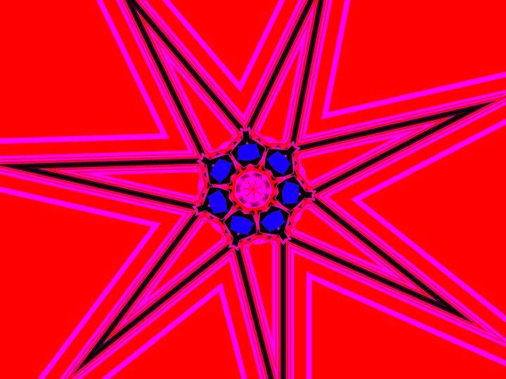 Red Dibujo - Museum of A Lot of Art MOLOA