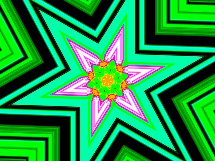 Green Emocion - Museum of A Lot of Art MOLOA
