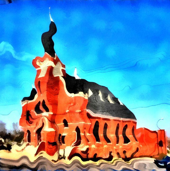 Liquid Church - Museum of A Lot of Art MOLOA