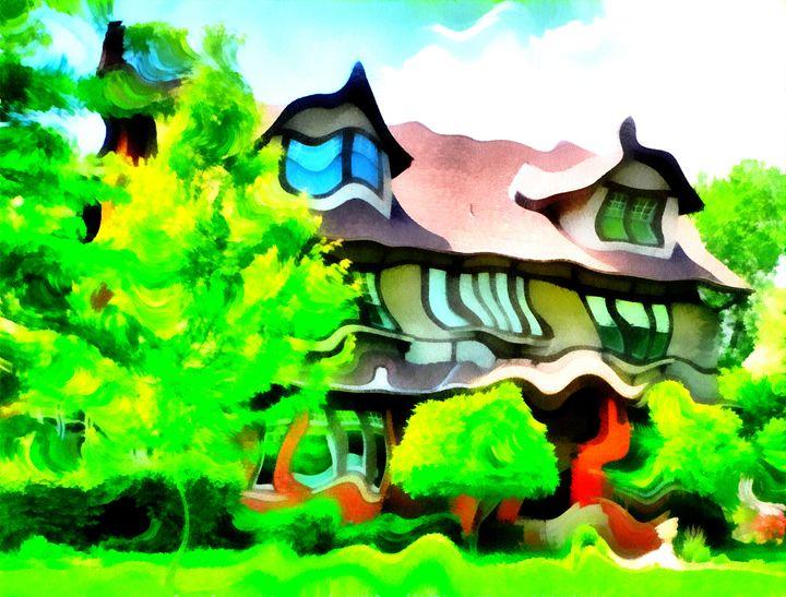 Fluff House - Museum of A Lot of Art MOLOA
