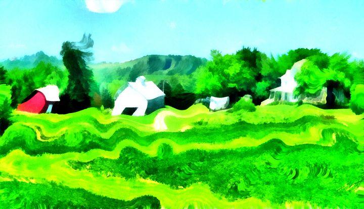 Bubble Hill - Museum of A Lot of Art MOLOA