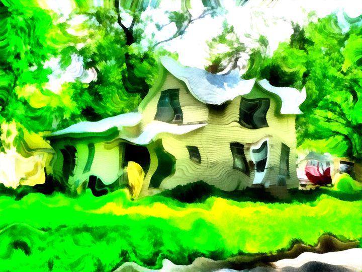 Surreal House - Museum of A Lot of Art MOLOA