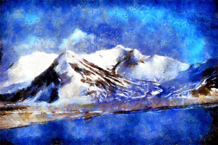 Mountains - Museum of A Lot of Art MOLOA