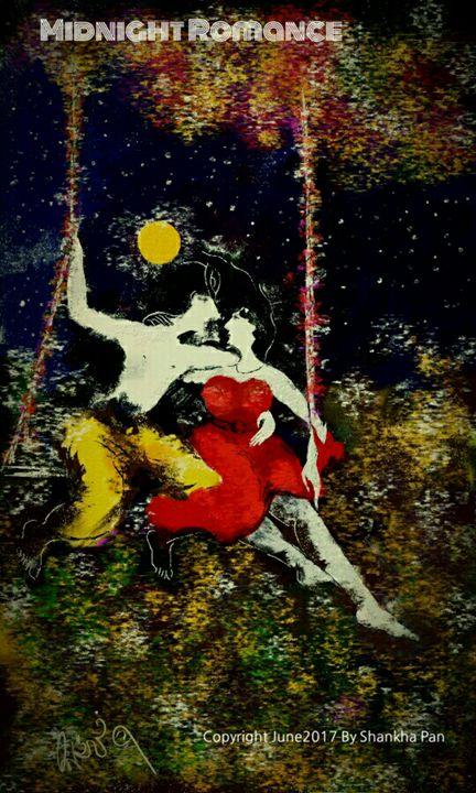 MIDNIGHT ROMANCE - Shankha Pan