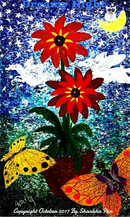 Dreamy Night - Shankha Pan