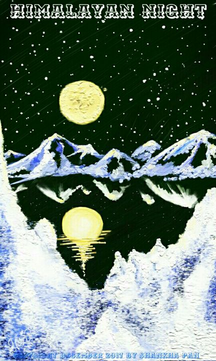 Himalayan Night - Shankha Pan