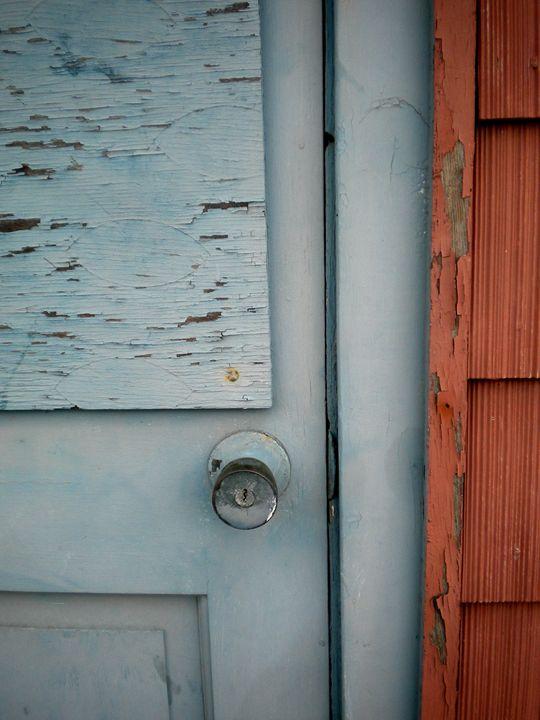 Door - Michelle Benedett