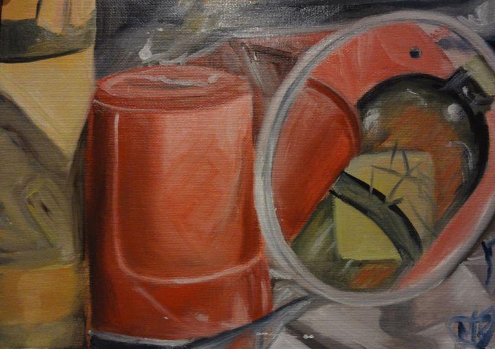 Mirrored - Michelle Benedett