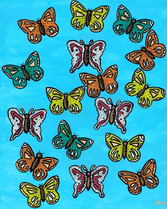 Butterflies - JaysonMack